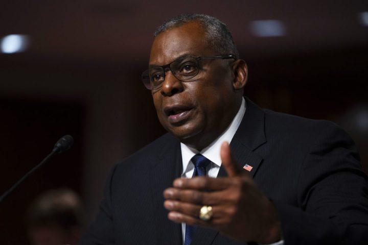 Secretary of Defense Addresses Senate Armed Service Committee