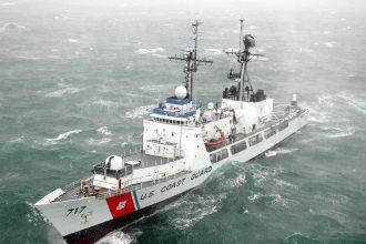 Coast Guard Cutter Mellon (WHEC 717)