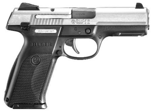 New Ruger Sr9 Pistol Striker Fired Tactical Plastic For