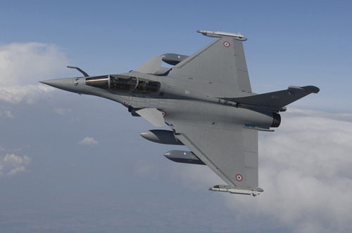 Dassault Rafale Selection Grounded for MMRCA