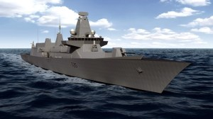Proposed Type 26 Frigate
