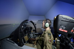 Canadian CF-18 Simulator (Source: Canadian Forces)