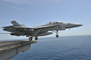 F/A-18F Super Hornet (Source: U.S. Navy)