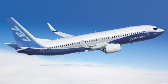 Boeing delivered 51 737 narrowbody jets in September. Photo -The Boeing Company