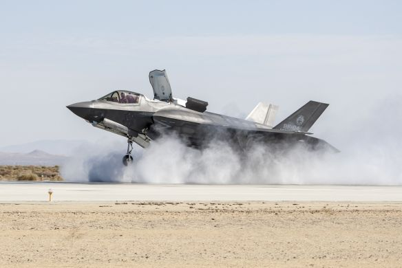 F-35B. Source: Lockheed Martin