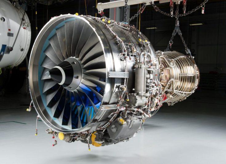 IAE V2500 Gas Turbine