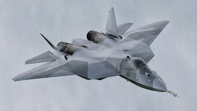 Fifth Generation Fighter Aircraft (FGFA)