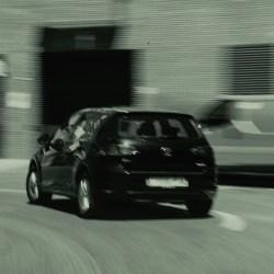 coche a la fuga