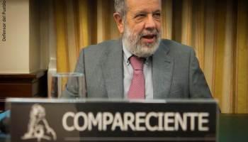 Resultado de imagen de El Defensor del Pueblo pide un protocolo para la primera acogida y asistencia de migrantes llegados en pateras