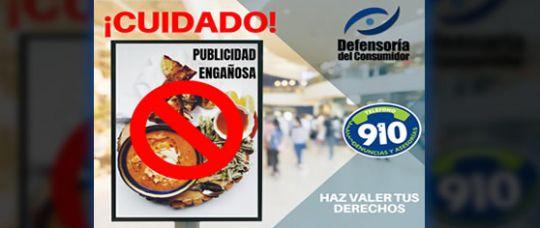 Imagen relacionada Defensoría del Consumidor impondrá sanciones por publicidad engañosa-VerdadDigital.com-