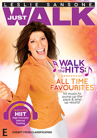 Leslie Sansone Walk To The Hits All Time Favorites