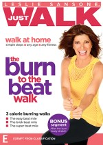 Leslie Sansone The Burn to the Beat Walk
