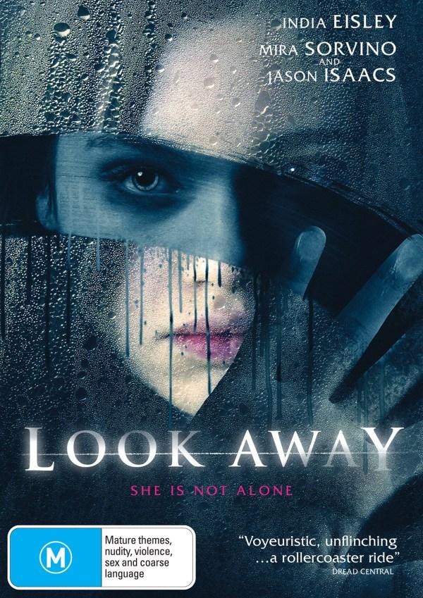 DEF2796 Look Away DVD Front Final