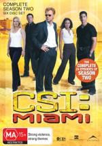 CSI: Miami Season 2