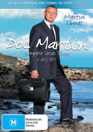 Doc Martin Series 3