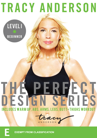 Tracy Anderson Perfect Design - Sequence 1