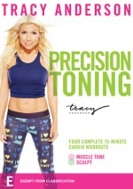 Tracy Anderson Precision Toning