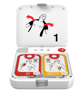 Lifepak Defibrillators include the Lifepak CR2 world leading AED