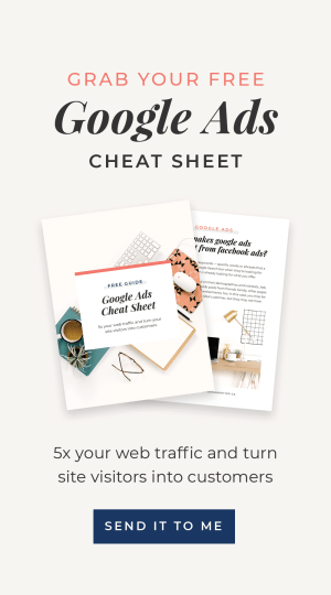 Get Your Free Google Ads Cheat Sheet