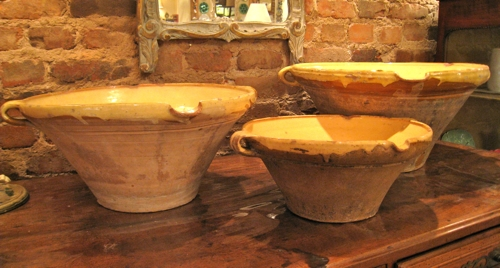 French tian bowls