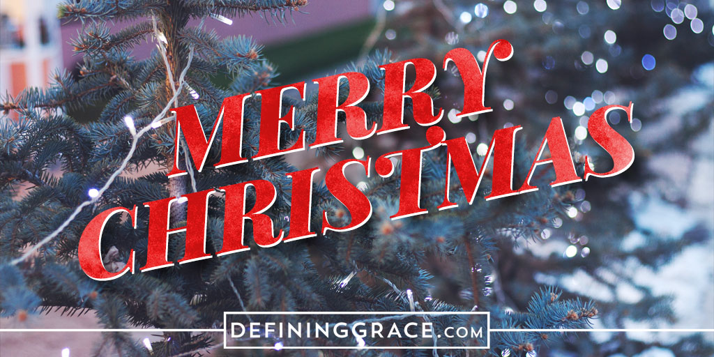 Merry Christmas and Wrapping up 2016