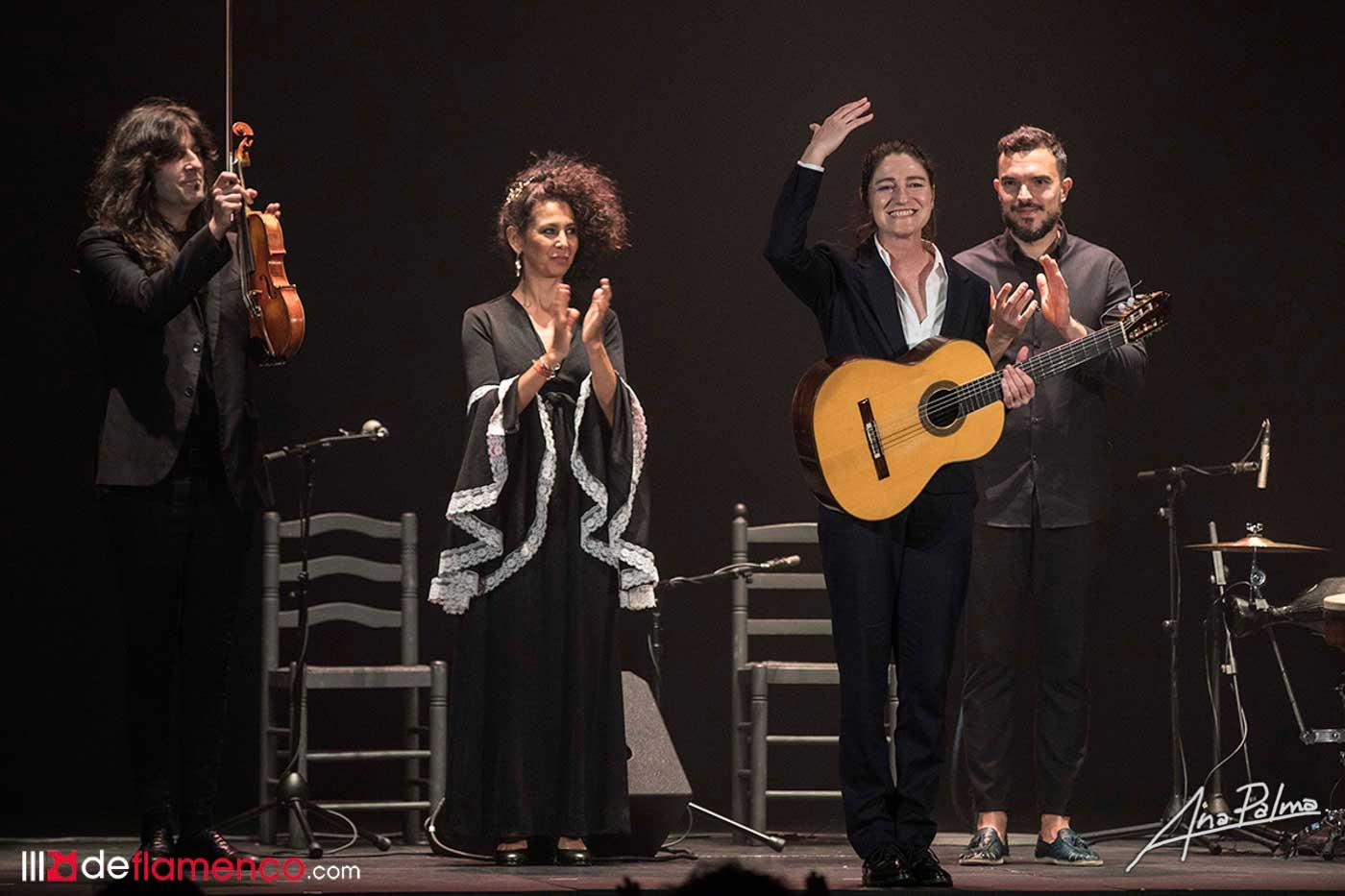 Antonia Jiménez - Festival de Jerez