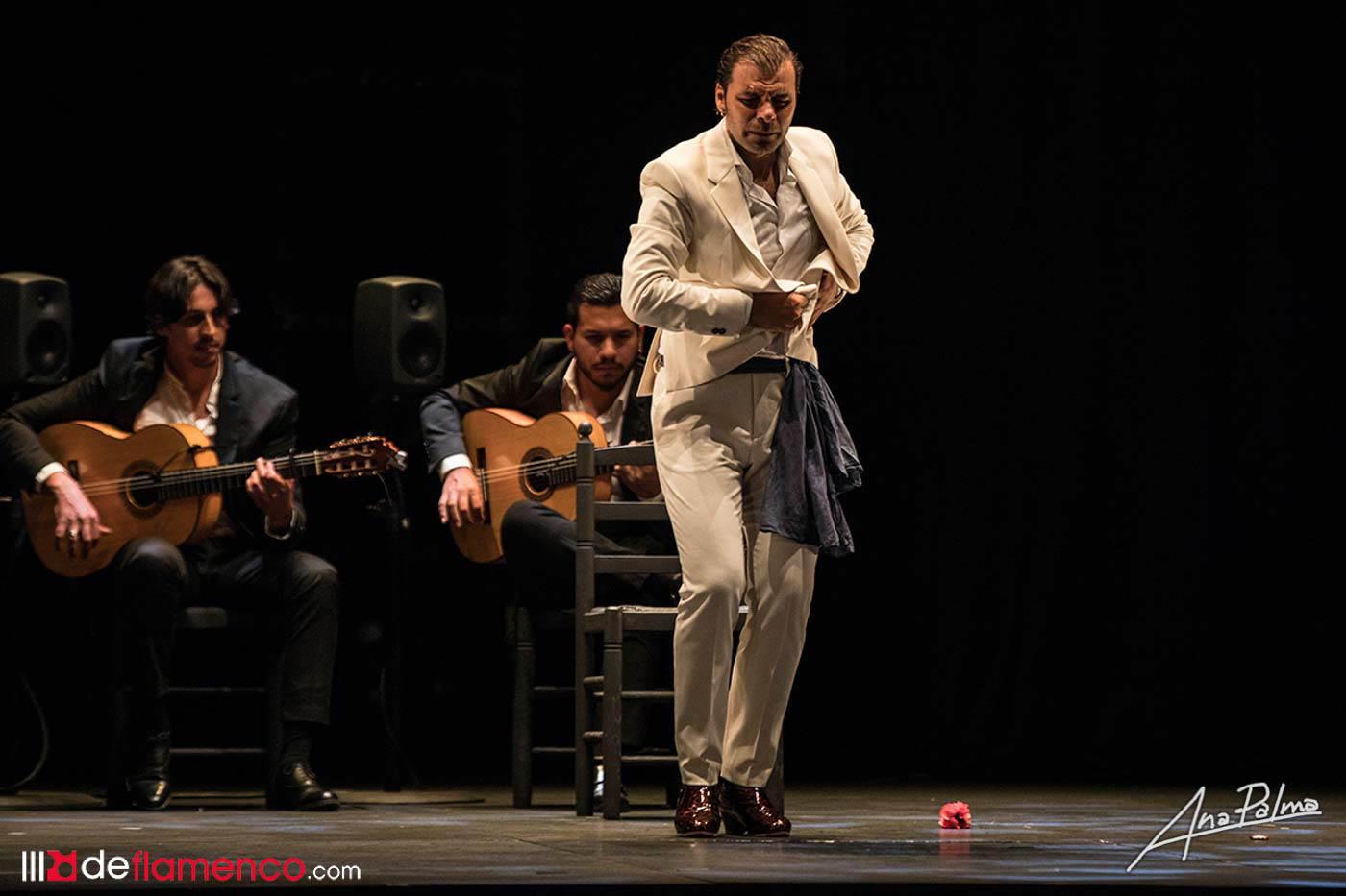 Fernando Jiménez 'Transiciones' - Festival de Jerez
