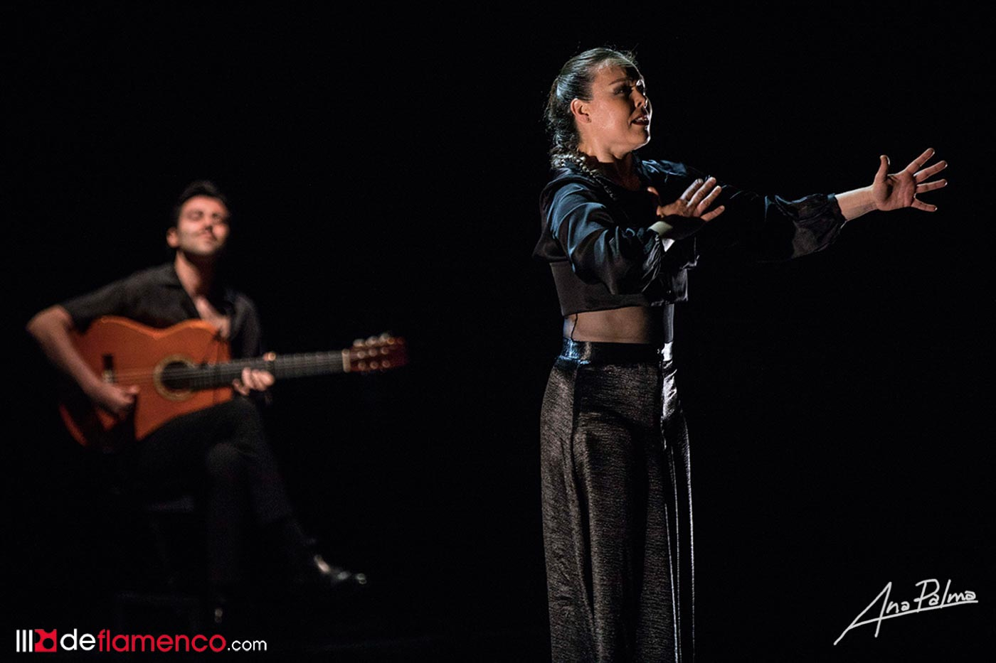 Rocío Molina - Al fondo riela - Festival de Jerez