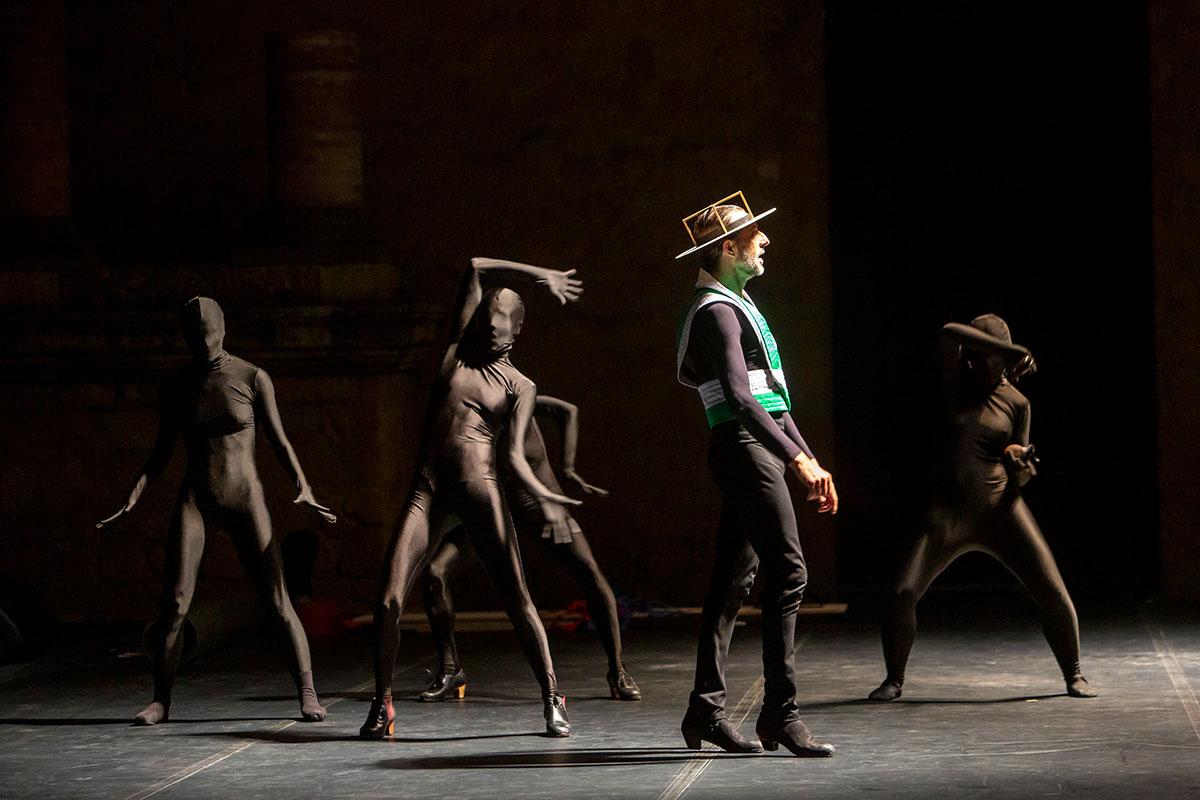 "Danza Itálica - Andrés Marín ""Éxtasis/Ravel"""