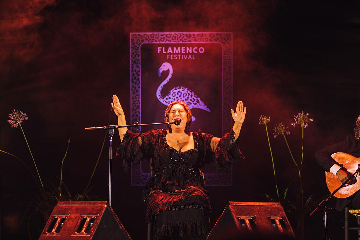 Estrella Morente - Flamenco Trocadero - foto: Lucía Jiménez