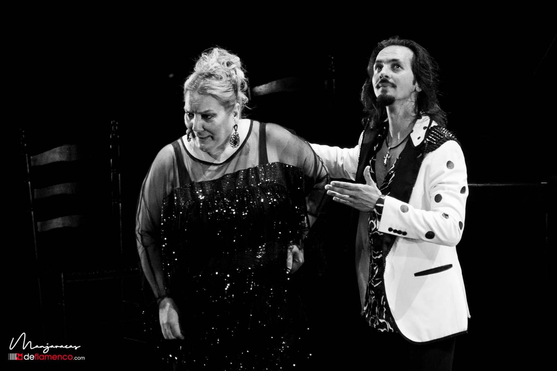 Farruquito en el Teatro Real - Mara Rey