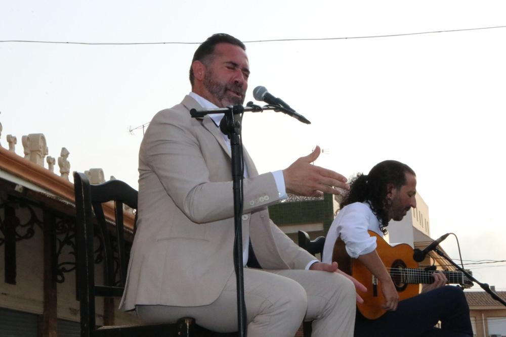 Alfredo Tejada 'Cante en la calle'