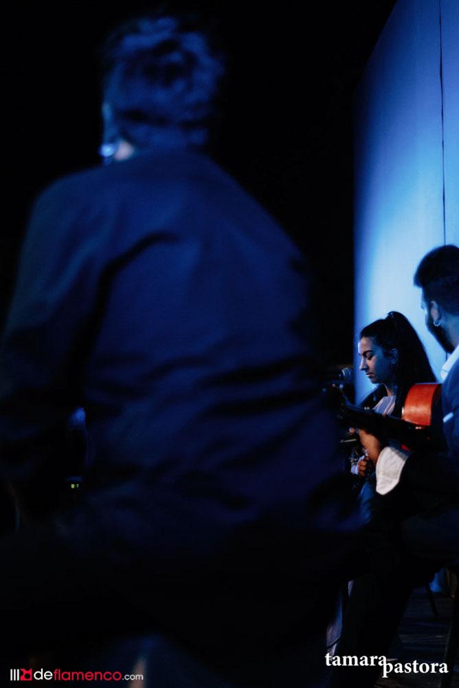 Esmeralda Rancapino - Cadiz Flamenco