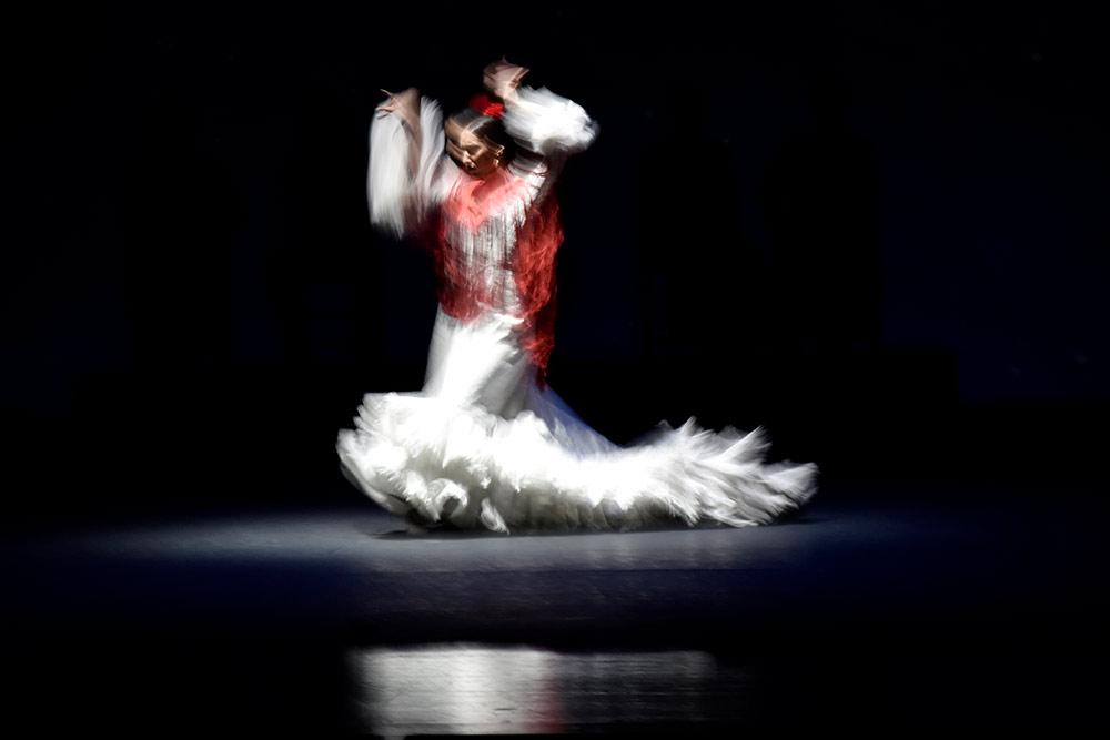 Estampas flamencas - Centenario Antonio Ruiz Soler - foto: Pablo Guidali