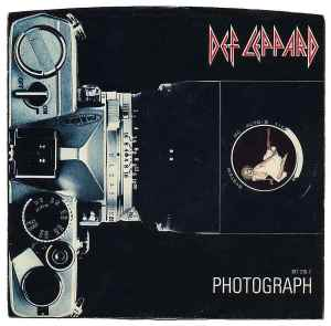 def-leppard-photograph-promo-45rpm-single-cover-sleeve
