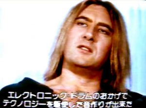 Def Leppard Joe Elliott Slang interview