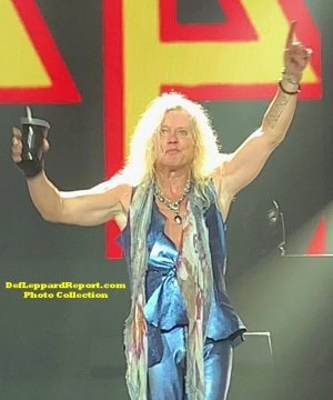 Rick Savage during Sin City residency