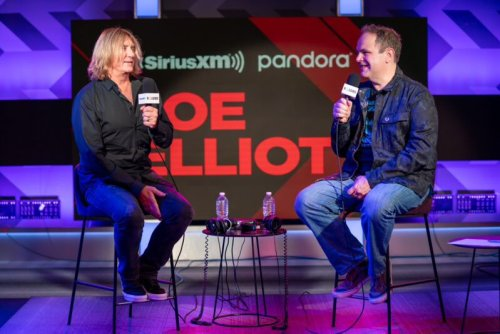 Eddie Trunk Show Def Leppard's Joe Elliott interviewed