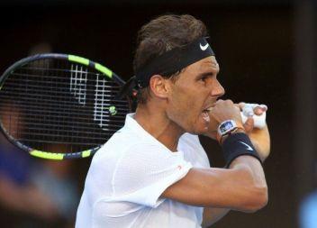 Nadal guanya el seu segon partit d'exhibició abans de Wimbledon