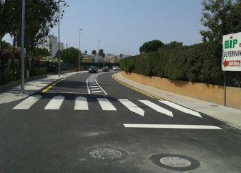 L'avinguda Pintor Miquel Vives de Cala Bona ja està oberta a la circulació