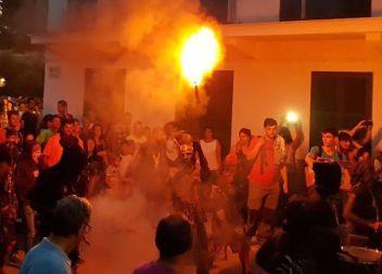 L'Ajuntament de Capdepera vol que  s'aclaresquin els fets ocorreguts en el 'Correfoc' de Cala Rajada