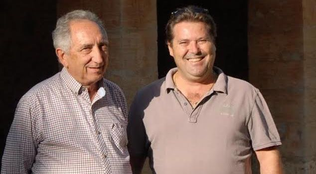 Bernat Servera, primer pregoner de les Festes de Pina