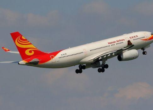 Una aerolínia xinesa completa el primer vol transoceànic utilitzant combustible elaborat amb oli de cuina reciclat