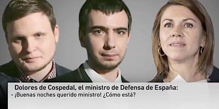 """""""Puigdemont treballa per la intel·ligència russa des de fa temps [...] el seu sobrenom és Cipollino"""""""