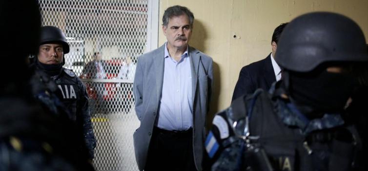 Detenen el president d'Oxfam Internacional, Juan Alberto Fuentes, per corrupció