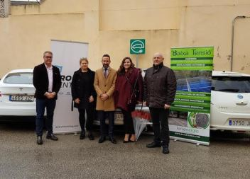 Capdepera ja compta amb dos punts públics de recarrega de vehicles elèctrics
