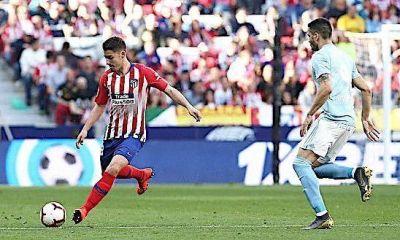 Toni Moya Atlético de Madrid.