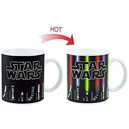 Taza cambiante de color,  Star Wars