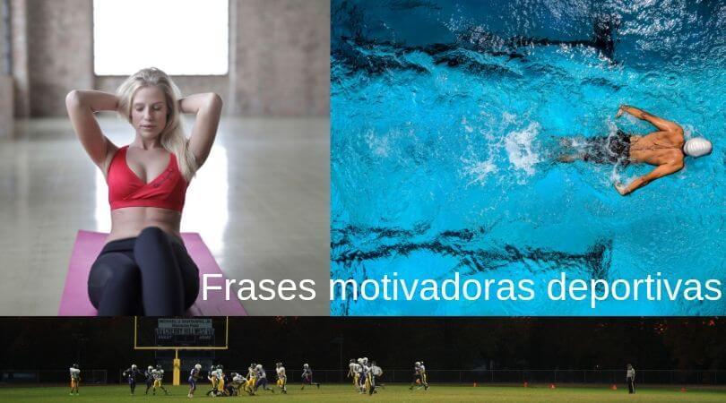 Frases motivadoras deportivas - Frases motivadoras