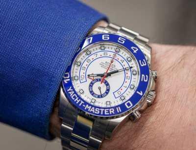 stainless steel yacht master ii.jpg 6 - Rolex Yacht-Master II analisis